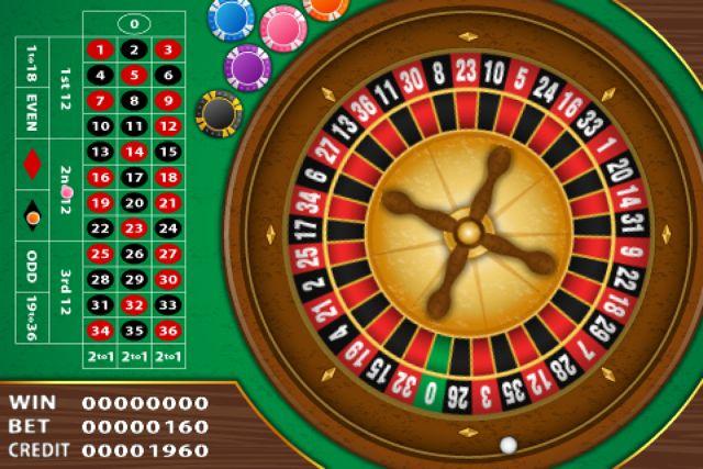 วิธีเล่นรูเล็ต roulette